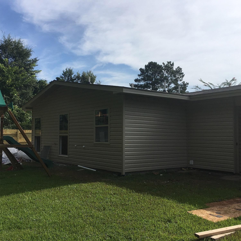 addition home