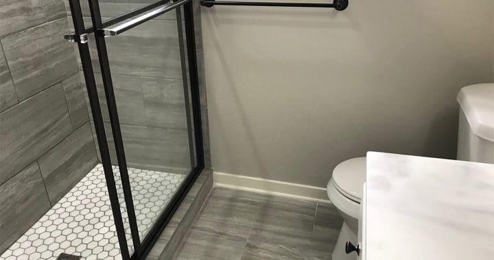 carr bathroom remodel